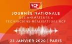 RCF : Journée nationale des Animateurs et Techniciens-Réalisateurs au Salon de la Radio