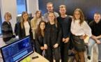 © Espace Group - L'équipe du digital d'Espace Group qui gère le numérique pour l'ensemble des médias du groupe.