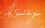 """""""Le Saint du Jour"""" : un nouveau site internet RCF"""