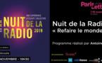 """Une """"Nuit de la Radio"""" le 14 novembre"""