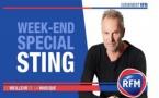 Un week-end dédié à Sting sur RFM