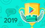 """Sybel élue """"Meilleure appli de l'année"""" 2019 par Google"""