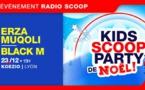 """Radio Scoop organise la """"Kids Scoop Party"""" de Noël"""