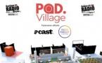 Le POD. Village s'installe au Salon de la Radio