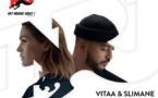 Vitaa et Slimane animeront une émission sur NRJ