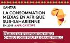 Kantar publie les résultats Africascope 2019