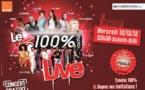 100 % Live au Scénith d'Albi