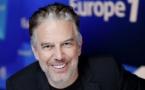 Philippe Vandel attaque une deuxième saison de Culture médias. © Pierre-Olivier - Capa Pictures - Europe 1.