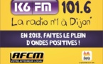 K6 s'affiche à Dijon