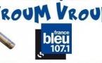 France Bleu fait vroum vroum