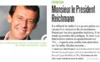 LLP 32 - Monsieur le Président Reichmann
