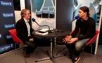 Zlatan offre une exclu à Europe 1