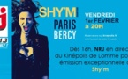 NRJ Lille reçoit Shy'M
