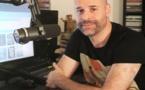 Arnaud Klein et son équipe de cinéphiles se font une toile sur la RNT. © Cinemusic Radio.