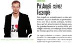 LLP 34 - Pat Angeli : suivez l'exemple