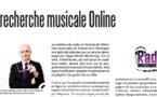 LLP 34 - La recherche musicale Online