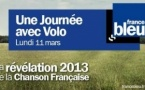 France Bleu avec Volo