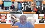 C'est ici, à Brive-la-Gaillarde, siège de La Lettre Pro de la Radio, que se déroule, en ligne, la #RadioWeek, depuis un studio numérique entièrement équipé.