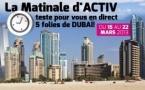 Activ Radio à Dubaï
