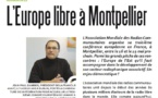 LLP 35 - L'Europe libre à Montpellier