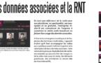 LLP 35 - Les données associées et la RNT
