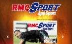RMC Sport sur iPad