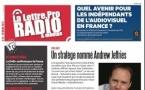 La Lettre Pro de la Radio : découvrez le n° 36