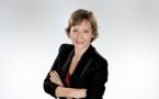 Sandrine Martel, secrétaire générale de France Bleu. © Radio France / Christophe Abramowitz.