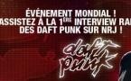 NRJ offre Daft Punk