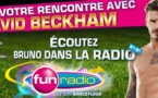 Fun offre David Beckham