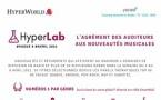 HyperLab #9 : l'agrément des auditeurs aux nouveautés musicales