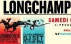 FG au galop à Longchamp