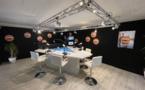 Le studio de Radio Star Marseille. La station devrait connaître d'autres évolutions dès la rentrée de septembre. © Radio Star Marseille.