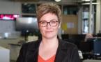 Fabienne Tercaefs a rejoint Radio Canada en mai 2021. © Radio Canada.