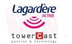 Lagardère cède sa diffusion à TowerCast