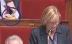 Un député rend hommage à Hanouna