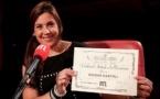 "Marion Bartoli dans les ""Grosses Têtes"""