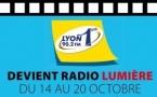 Lyon 1ère devient Radio Lumière
