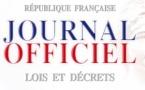 Journal Officiel - Publication des autorisations des opérateurs de multiplex pour la RNT