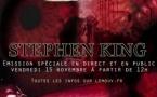 Stephen King terrorise Le Mouv'