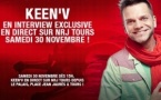 NRJ avec Keen'V à Tours