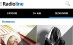 Radioline lance ses nouvelles applications mobiles