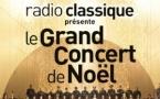 Le Grand Concert de Noël en direct sur Radio Classique
