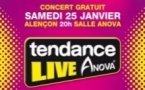 Encore un Tendance Live par Tendance Ouest