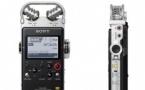 Sony dévoile son nouvel enregistreur PCM-D100