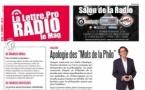 Voici votre magazine n°52 de la Lettre Pro de la Radio et des Médias