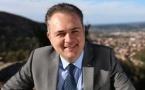 Olivier Fabre candidat à Mazamet
