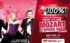 100% pour Mozart l'Opéra Rock