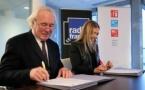 France Médias Monde et Radio France renforcent leur collaboration
