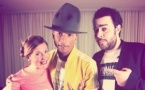 Pharrell Williams sur Fun Radio